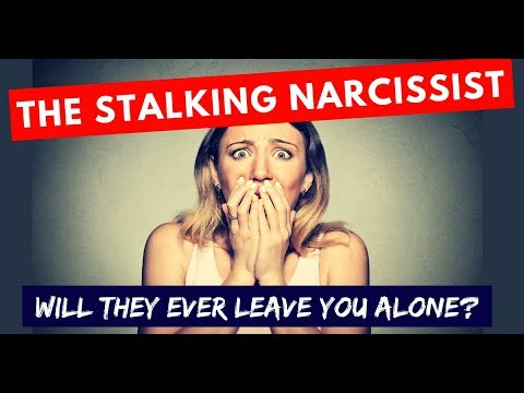 Narcissists Are Stalkers 😲