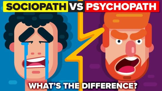 Sociopath vs Psychopath What's The Difference?